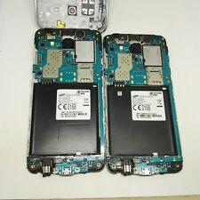 Lot of 2 Samsung Galaxy J5 SM-G500FN (Untested) Smartphone Boards for Parts