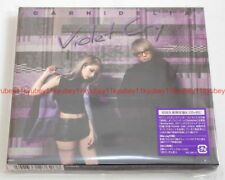 GARNiDELiA Violet Cry First Limited Edition Type A CD Blu-ray Japan EMS