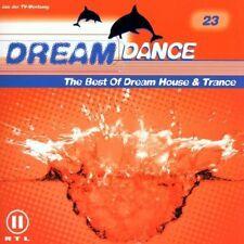 Dream Dance 23 (2002) Dj Sammy & Yanou feat. Do, DJ Tiesto feat. Kirsty.. [2 CD]