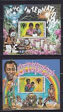 1979-80 African Continent International Year of the Child~