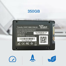 350GB SSD Solid State SATA 3 6GB/sec SATA III Hard Drive 350G for Desktop