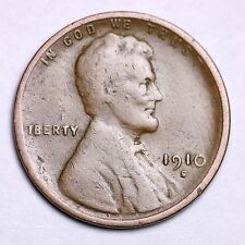 1910-S Lincoln Wheat Cent Penny LOWEST PRICES ON THE BAY!  FREE SHIPPING!