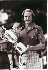 JERRY PATE - Signed 12x8 Photograph - SPORT - GOLF