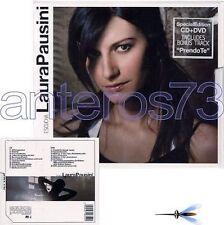 """LAURA PAUSINI """"RESTA IN ASCOLTO"""" RARO CD+DVD LIMITED ED - SIGILLATO"""