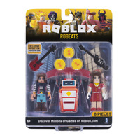 SEALED ROBLOX Celebrity Figure Accessories ROBEATS DEV Headphones Core Pack