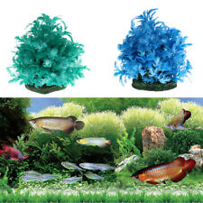 Aquarium Decorations Plastic Fish Tank Artificial Plants Non-toxic & Safe
