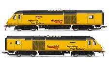 Hornby R3769 OO Gauge Network Rail, Class 43 HST, Power Cars 43013 'Mark Carne C