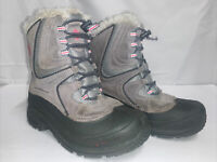 Columbia Women's Winter Waterproof Boots 100 Gram Insulation Size 4