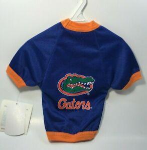 UNIV OF FLORIDA GATORS- Licensed Football  Dog Pet Mesh Jersey.(item #2112)
