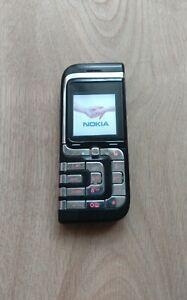 Nokia 7260 - Black (Unlocked) Cellular Phone