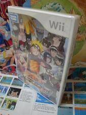 Nintendo Wii:Naruto Shippuuden - Gekitou Ninja Taisen EX [TOP MANGA] NEUF - Jap