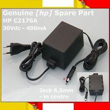 HP® C2176A★ALIMENTATORE AC/DC 30Vdc 400mA per STAMPANTI HP DeskJet - SPINA ITA