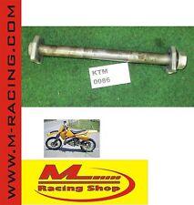 KTM SX 125 1995 SX125 Achse hinten 20 mm ca 260 mm Lang Hinterradachse