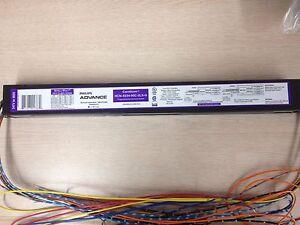 10 ADVANCE 04787 HCN4S5490C2LSG  347-480V ELECTRONIC BALLAST FOR (1-4) F54T5HO