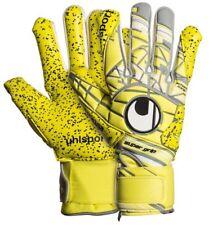 Uhlsport Supergrip HN negative cut Soccer Goalkeeper GK Gloves Mens 10.5 Yellow