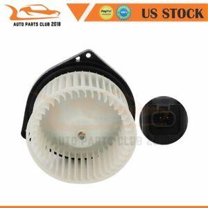 A/C Heater Blower Motor Fit For 2005-2009 Chevrolet Uplander 10341214 Blower