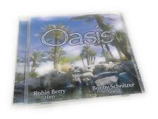 Oasis - Robin Berry (Harp) Bobby Schnizer (Guitar) CD