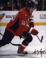 Joe Motzko signed NHL hockey 8x10 photo W/Cert Autographed A0003