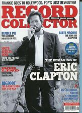 RECORD COLLECTOR  No. 423   Eric Clapton    Frankie Goes To Hollywood   Bob Lind