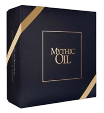 L'Oreal Mythic Oil Gift Set - Shampoo + Masque + Reed Diffuser (Gift Boxed)