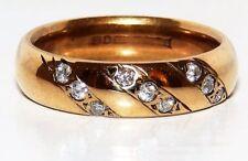 Diamond Wedding Eternity Natural Fine Rings