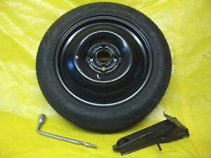 Ford EcoSport space saver spare wheel & JACK KIT
