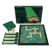 Scrabble Board Game Family Kids Children Adults Educational Toy Puzzle Games Toy