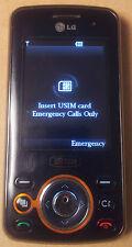 LG KT525 Nero (Sbloccato) Cellulare (difettoso)