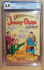 SUPERMAN'S PAL JIMMY OLSEN #73 CGC 3.0 - 2092013025 - OFF WHITE