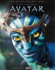 Avatar Limited 3d Edition 0024543823018 With Sam Worthington Blu-ray Region a