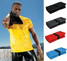 Microfibre Towel Quick Dry Gym Fitness Sport Towel Workout Yoga Running Wipe