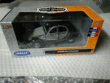 Citroen 2 CV 6 Charleston 1/24 Welly.