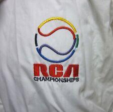 RCA CHAMPIONSHIPS embroidery lrg jacket Atlanta Open tennis tournament 1990s