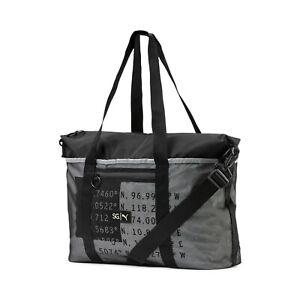 Puma x Selena Gomez Sports Duffle Bags (076176-01)