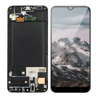 For Samsung A30S A307F A307G A307 LCD Touch Screen Digitizer + Frame Replacement