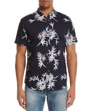 Insight Fuji Bamboo Print Slim Fit Button-Down Shirt , Size M, MSRP $79