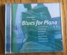 Blues for Piano CD NM Extra Records, Marcel Worms - piano