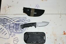 Gerber Moment 8.6 in Fixed Blade w/ Blade-Tech Sheaths Hunting 3.75 in Blade
