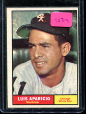 1961 Topps Baseball Card #s 440-521 +Rookies A0219 - You Pick - 10+ FREE SHIP
