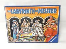 DAS  LABYRINTH DER MEISTER - ALTE AUSGABE - RAVENSBURGER - Max J. Kobbert  A2