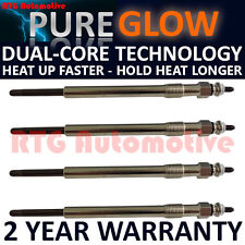 4X FOR FORD MONDEO III MK3 2.0 2.2 DI TDCI DIESEL HEATER GLOW PLUGS GP52502