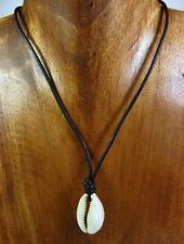 Halskette Kette Muschel Surferkette   Natur Damen Herren,38cm,40cm,42cm,45c NEU