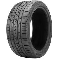 1 New Pirelli P Zero Rosso  - 255/40r18 Tires 40r 18 255 40 18