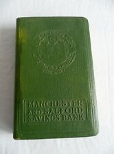 Vintage Manchester & Salford Savings Bank 'Book' Money Box.