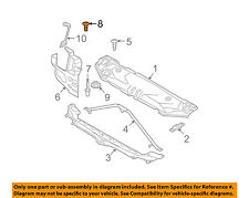 BMW OEM 07-12 328i-Headlamp Assembly Screw 07146959923