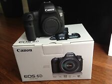 Canon EOS 6D Digital SLR Camera Converted to Full Spectrum UV Infrared Astro IR