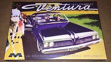 Moebius 1961 Pontiac Ventura SD 1/25 scale model car kit new 1211