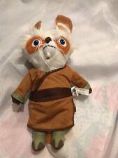 """Kung Fu Panda MASTER SHIFU Plush Stuffed Animal Dreamworks Doll Toy 10"""""""