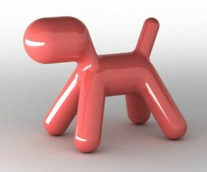 Original Magis Puppy Me Too/Gloss finish/RED/small - Brand New