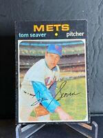 1971 Topps #160 Tom Seaver HOF NY Mets EX+